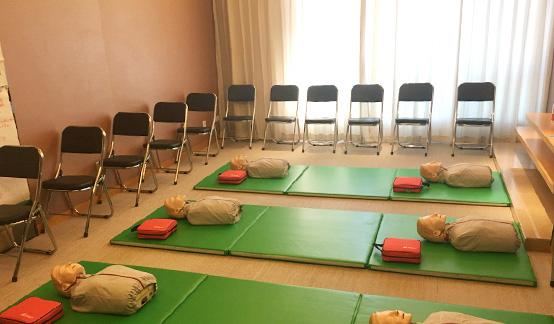 嘉高喜和AHA培训室