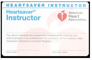 美国心脏协会HS导师证书