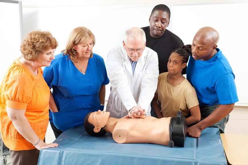 企业、团体、学校定制急救培训