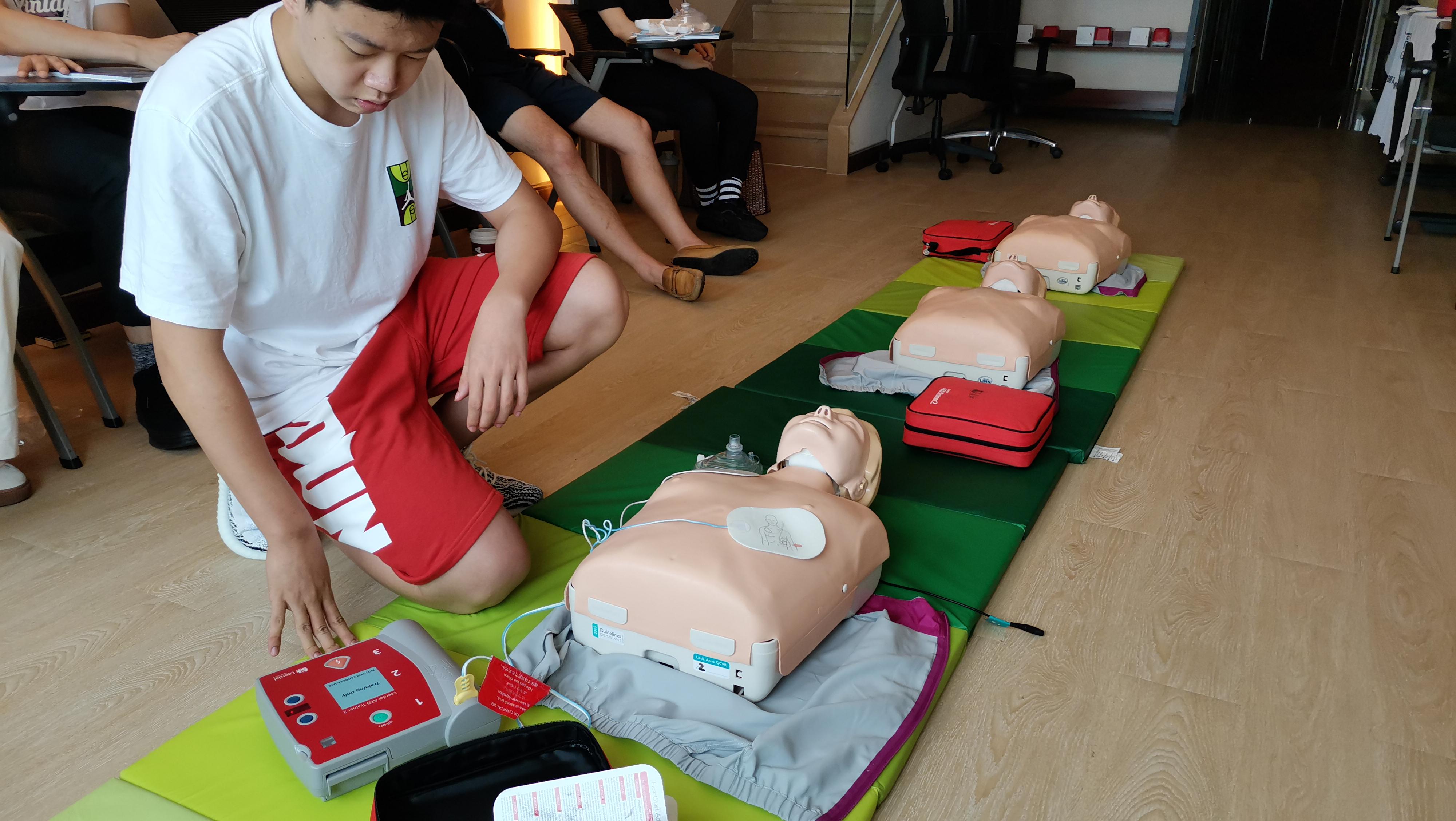 校园AED计划